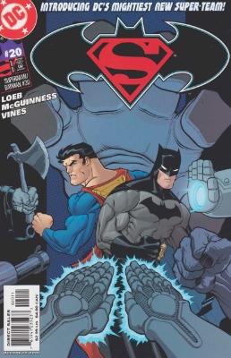Origin and First Appearance, Batzarro, Superman/Batman #20, DC Comics, 2005. Click for value