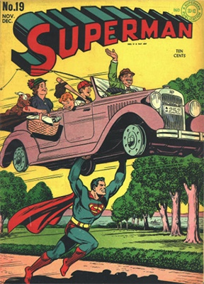 Superman #19. Click for values
