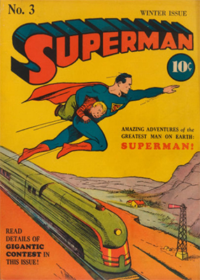 Superman Comics #3