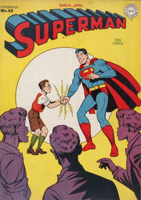 Superman #33. Click for value