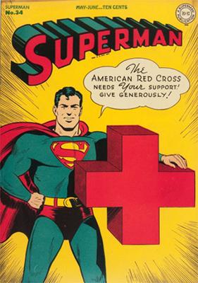 Superman #34. Click for values