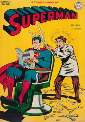 Superman #38. Click for values