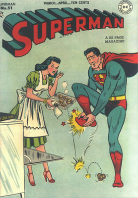 Superman #51. Click for values