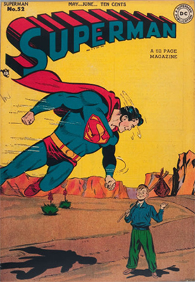 Superman #52. Click for values