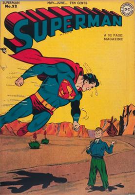 Superman #52. Click for values