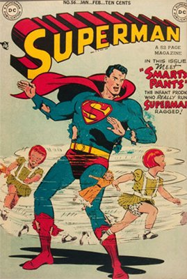 Superman comic books #56. Click for values