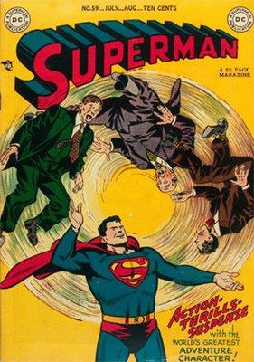 Superman comics #59: click for values
