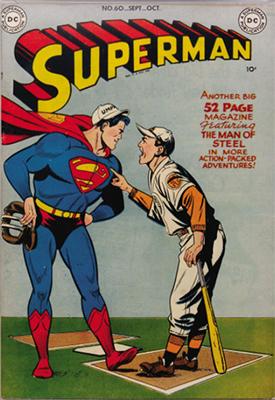 Superman #60. Click for values