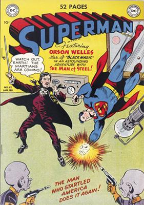 Superman #62. Click for values