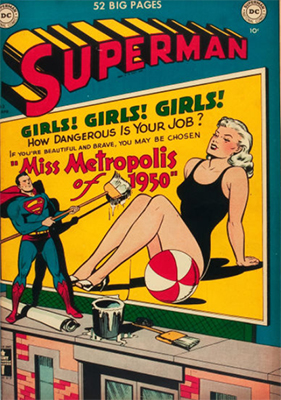 Superman #63. Click for values
