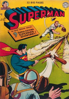 Superman #66. Click for values