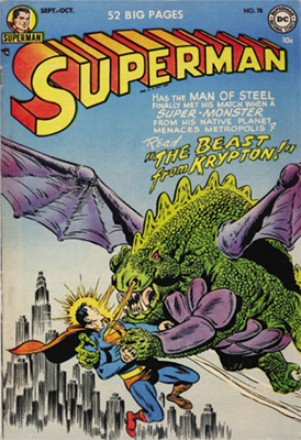 Superman #78. Click for values