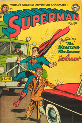 Superman #85. Click for value