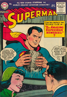 Superman #98. Click for values