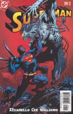 Origin and First Appearance, Equus, Superman v.2 #206, DC Comics, 2004. Click for value