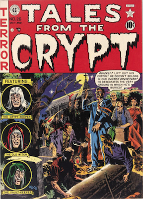 Tales from the Crypt #26. Click for current values.