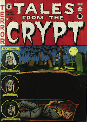Tales from the Crypt #28. Click for current values.