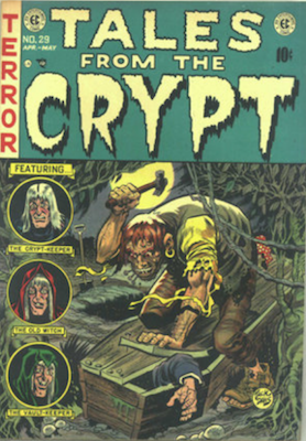 Tales from the Crypt #29. Click for current values.