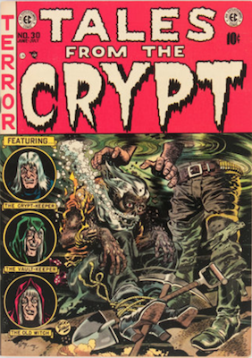 Tales from the Crypt #30. Click for current values.
