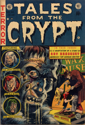 Tales from the Crypt #34. Click for current values.