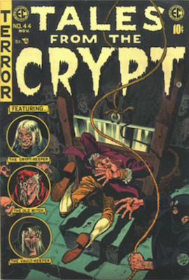 Tales from the Crypt #44. Click for current values.