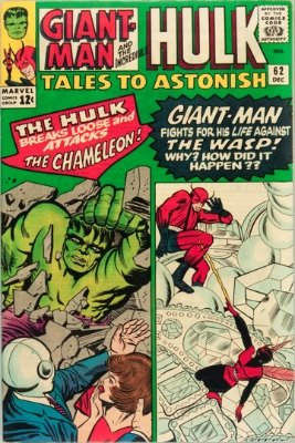 The Leader (First Appearance: Tales to Astonish #62, December, 1962). Click for value