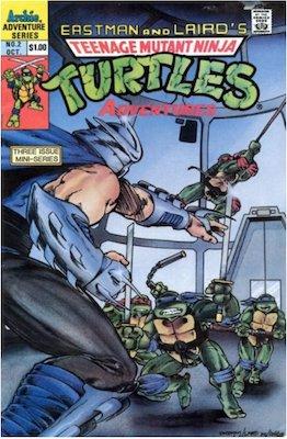 Teenage Mutant Ninja Turtles Adventures #2 (1988): Archie Publications. Click for values