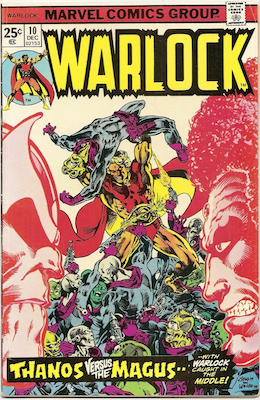 The Power of Warlock #10. Click for values.