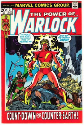 The Power of Warlock #2. Click for values.