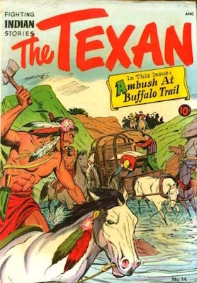 The Texan Comic #14. Click for values