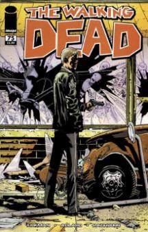 Walking Dead comic #75 Retailer Appreciation variant