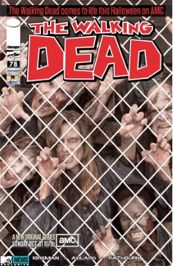 Walking Dead 78 Long Beach Comiccon Variant. Record sale in CGC 9.8 $200. Click to buy yours