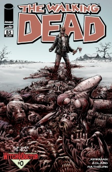 Walking Dead #88 Variants: Lukas Ketner