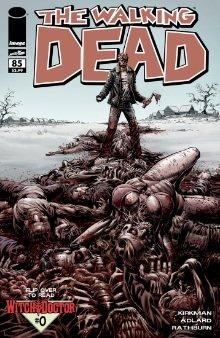 Walking Dead #88 Variants: Lukas Ketner