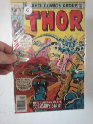 Thor Comic #261 Value?