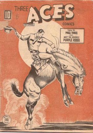 Three Aces Comics v3 #8