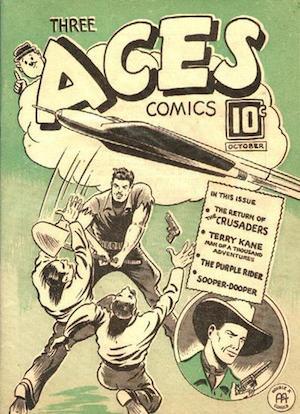 Three Aces Comics v3 #9