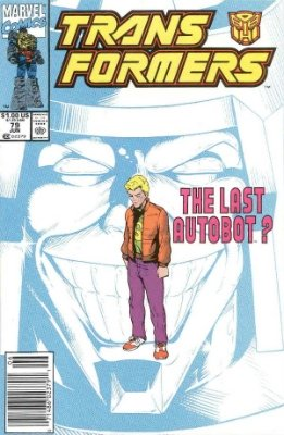Click to see the value of Transformers Comics #79