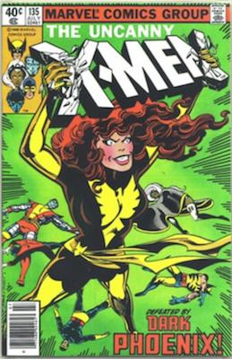 Uncanny X-Men #135: 1st appearance of Senator Robert Kelly. Click for values