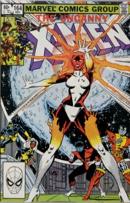 Carol Danvers (First Appearance as Binary, Uncanny X-Men #164, December 1982). Click for value