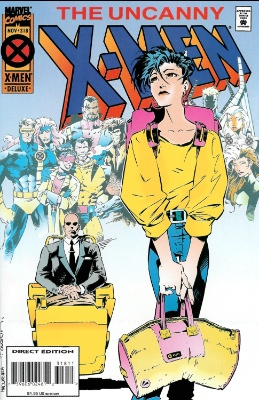 Origin and First Appearance: Generation X, Uncanny X-Men #318, Marvel Comics, 1994. Get your copy of this comic valued today FREE.