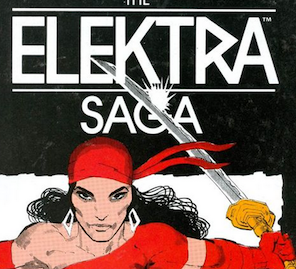 Elektra Marvel Comics Values