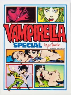 Vampirella Special, Rare in High Grade. Click for values