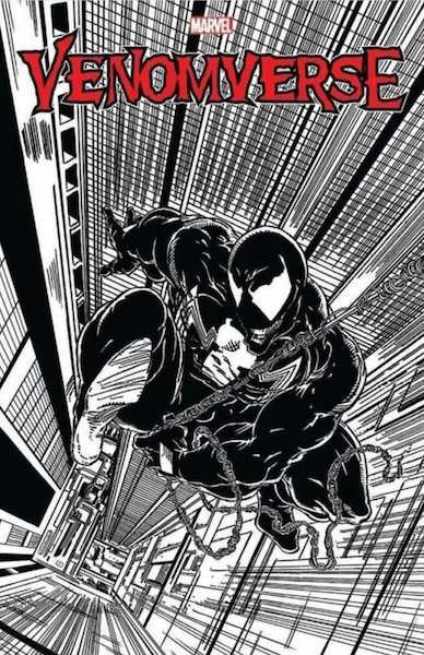 Venomverse 1 Remastered Sketch Edition, McFarlane (2017)