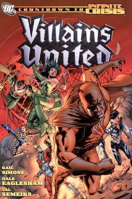 Origin and First Appearance, Parademon, Villains United #1, DC Comics, 2005. Click for value