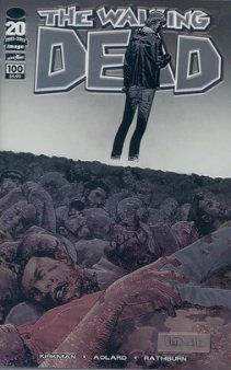 Walking Dead 100 Chromium variant
