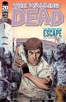Walking Dead 100 Escape variant