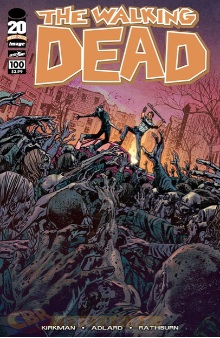 Walking Dead 100 Hitch variant