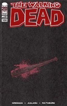 Walking Dead 100 Lucille variant