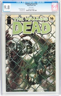 WD #16 CGC 9.8. Record sale $120. Click to buy yours